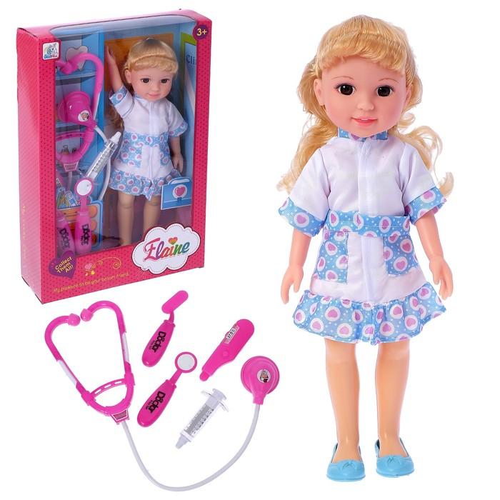 Кукла «Доктор» с набором для доктора, с аксессуарами, МИКС