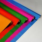Пленка цветная, металлизированная, с голографическим эффектом 0,7 х 2 м МИКС