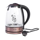 Чайник электрический Viconte VC-3249, 2200 Вт, 2 л, черный