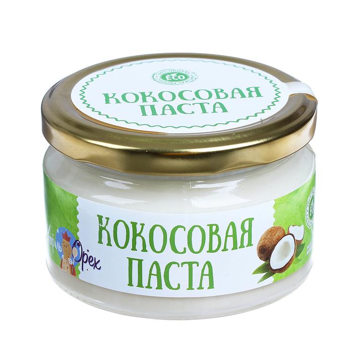 Натуральная Кокосовая паста, 200 г