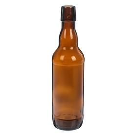 Бутылка бугельная 500 мл