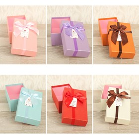 Gift box 15 x 6 x 6 cm, MIX