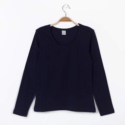 Джемпер женский 30839 цвет синий, размер 44