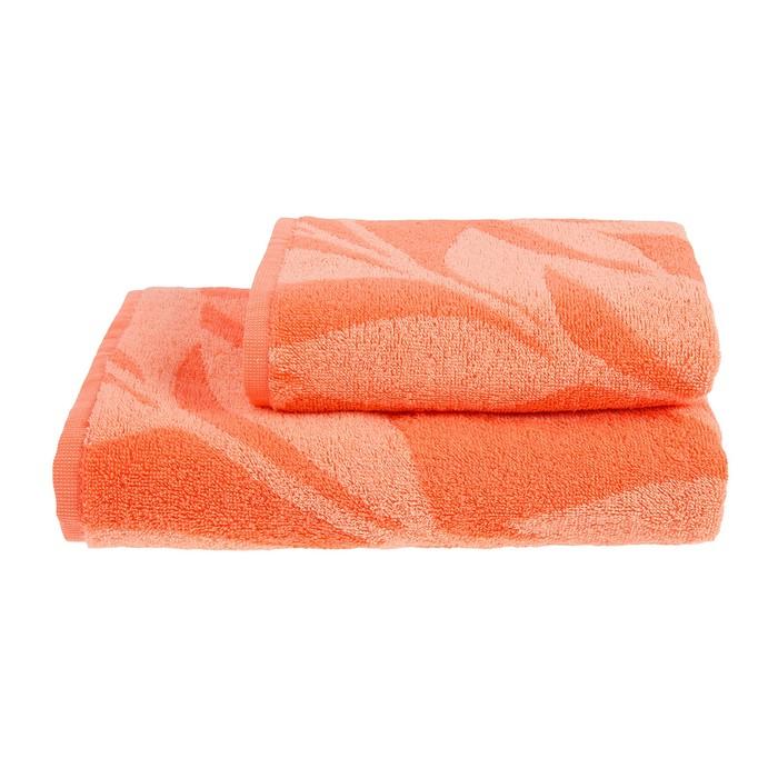 Полотенце махровое Peach color ПЛ-3502-03087, 70х130,цв.10000, персик, хл.100%, 360 г/м2