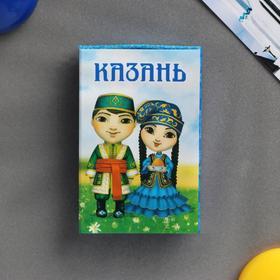 """Magnet matchbox """"Kazan"""""""