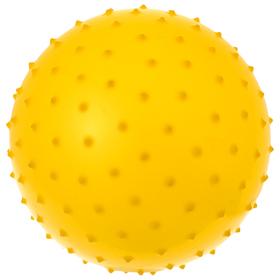 Мячик массажный, матовый пластизоль, d=25 см, 50 г, МИКС
