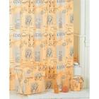 Штора для ванной комнаты 200х200 см kenya