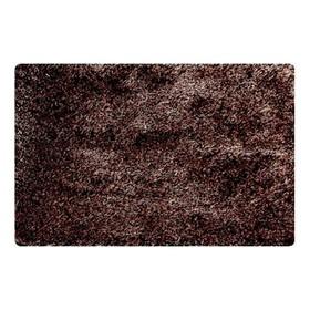Коврик для ванной, комнаты, 70х120 см brown grass