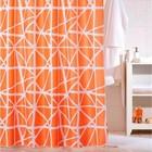 Штора для ванной комнаты 200х200 см, Orange Nest