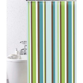 Штора для ванной комнаты 200х200 см, Raguza Fields
