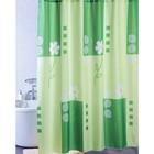 Штора для ванной комнаты 180х200 см, Summer Day