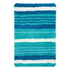 Коврик для ванной, комнаты 60х90 см Blue horizon