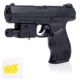 Пистолет пневматический «Сиг», с фонариком и лазером