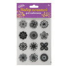 Set of seals for embossing No. 32