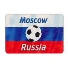 """Магнит """"Москва"""", мяч, 9,6х6,5 см"""