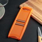 """Овощерезка для корейской моркови """"Одинарка LidraPlast"""", в блистере"""