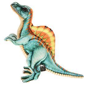 Мягкая игрушка «Динозавр Спинозавр», цвет синий, 38см