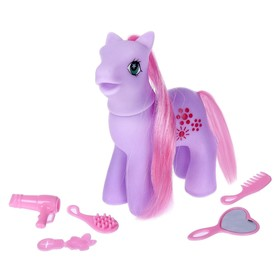 "Pony ""Lucy"" with accessories, MIX"