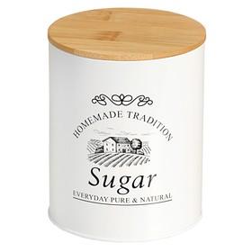 Банка Sugar, d=11 см, высота 13,5 см, 1,2 л