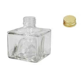 Бутылка с крышкой, объём 200 мл