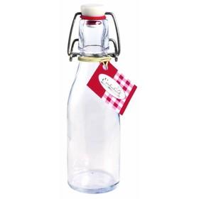 Бутылка с пробкой, объём 200 мл