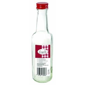 Бутылка с крышкой, объём 250 мл