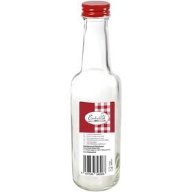 Бутылка с пробкой, объём 250 мл