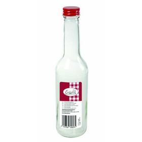 Бутылка с крышкой, объём 350 мл