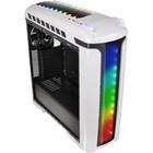 Корпус Thermaltake Versa C22 RGB, без БП, ATX, бело-черный