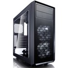 Корпус Fractal Design FOCUS G Window, без БП, ATX, черный