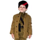 Фуфайка военного,  5-7 лет рост 122-134