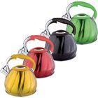 Чайник со свистком Rainstahl, 3 л, 4 цвета