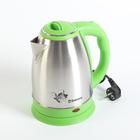 Чайник электрический Sakura SA-2134GS, 1800 Вт, 1.8 л, зеленый
