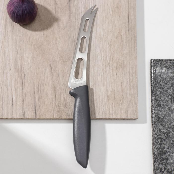 Нож для сыра 15 см Plenus, цвет серый