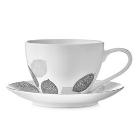 Чайная пара Bosqua Platina
