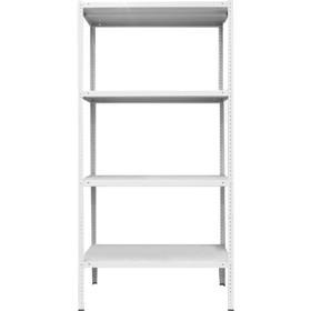 Стеллаж металлический МС-152, 150х75х20 - фото 1400558