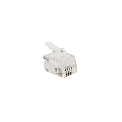 Штекер Proconnect 05-1001-3, телефонный, 4P4C