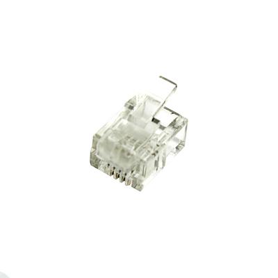 Штекер Proconnect 05-1012-3-9, телефонный, 6P4C, упаковка 5 шт