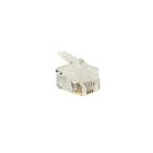 Штекер Proconnect 05-1001-9, телефонный, 4P4C, упаковка 5 шт