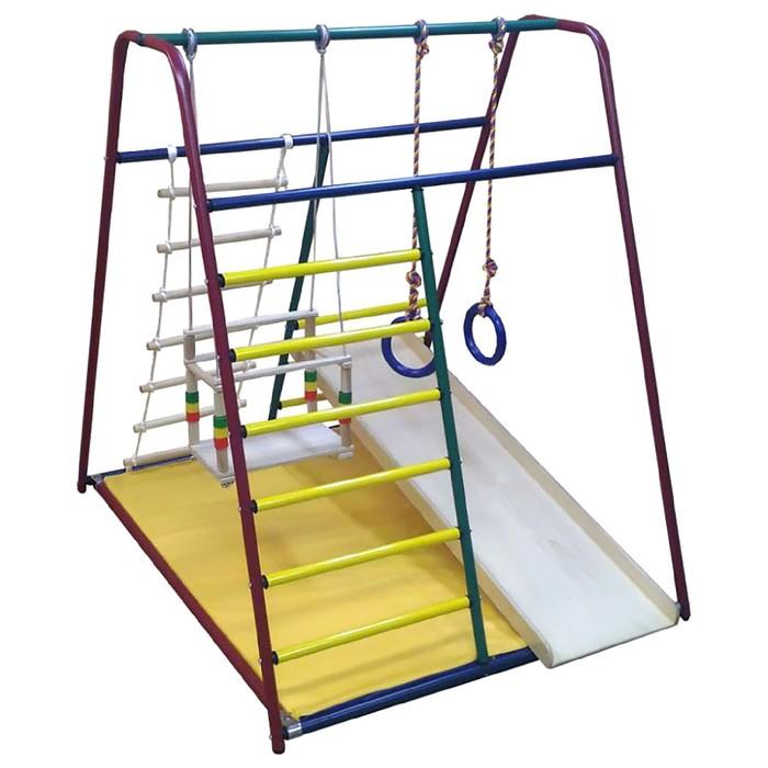 Детский спортивный комплекс Вертикаль «Весёлый малыш» MINI