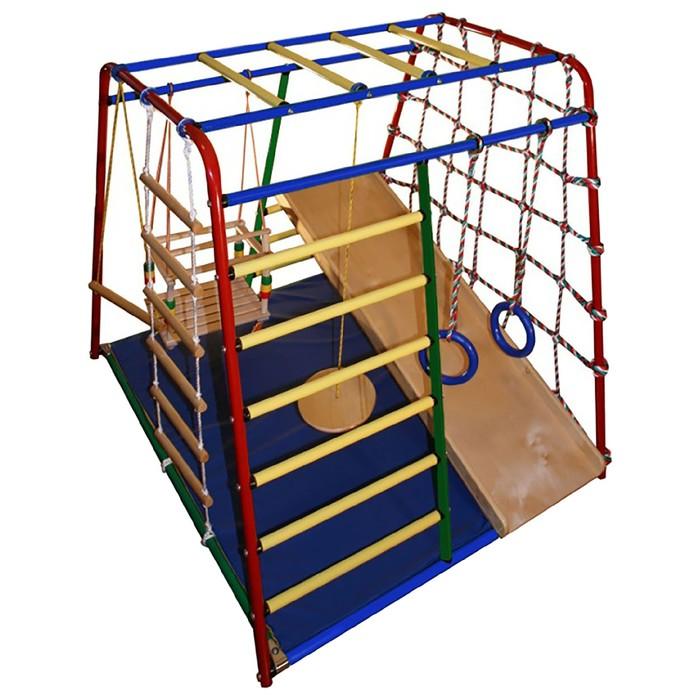Детский спортивный комплекс Вертикаль «Весёлый малыш» MAXI