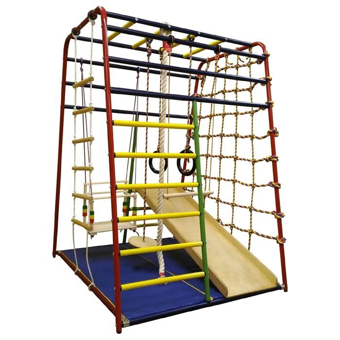 Детский спортивный комплекс Вертикаль «Весёлый малыш» NEXT