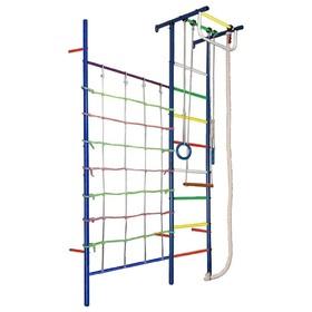 Детский спортивный комплекс Вертикаль «ЮНГА 4», 650 × 1610 × 2350 мм
