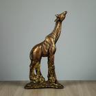 """Статуэтка """"Жираф"""" 52 см бронза"""