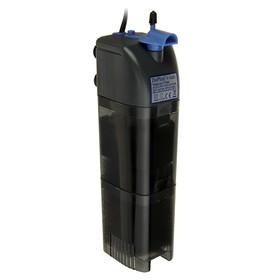 Фильтр внутренний KW Dophin F-1200, 5.8 Вт, 500 л/ч с регулятором и углем