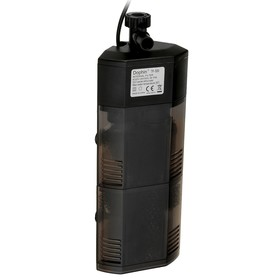 Angle filter KW Dophin TF-300, 4.5 W, 300 l / h, with regulator and rain