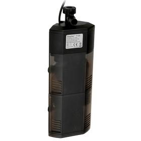 Фильтр внутренний угловой KW Dophin TF-300, 4.5 Вт, 300 л/ч, с регулятором и дождиком