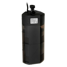 Angle filter KW Dophin TF-500, 6 W, 450 l / h, with regulator and rain