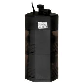 Фильтр внутренний угловой KW Dophin TF-800, 12 Вт, 650 л/ч, с регулятором и дождиком