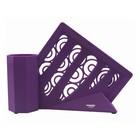 Подставка для ножей, цвет фиолетовый